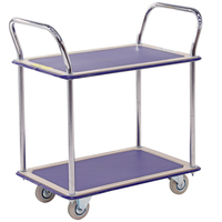 Multi-Purpose 2 Tier Trolley