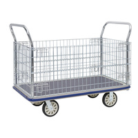 Extra Large Prestige Platform Trolley (with Cage)