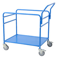 Order Picking Trolley - Double Tub