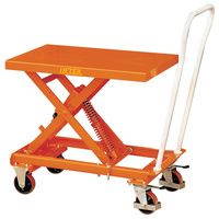 Spring Scissor Lift Trolley
