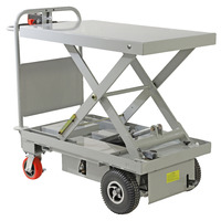 Self Propelled Electric Scissor Lift Trolley (Single Scissor)