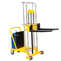 Electric Counter Balance Fork/Platform Stackers