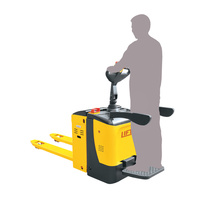 Stand- on Electric Pallet Truck