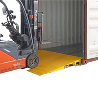 Troden Container Ramp - 7.5 Tonne - 1 Piece