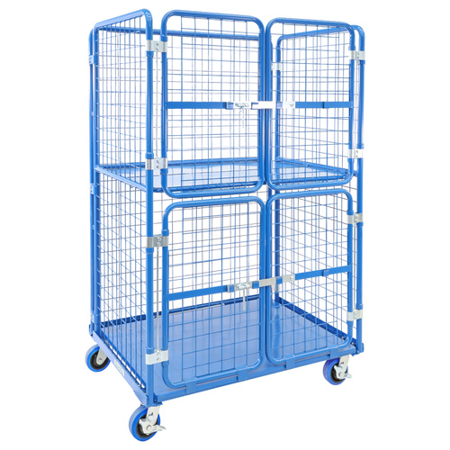 Heavy Duty Goods Trolley - Full Height