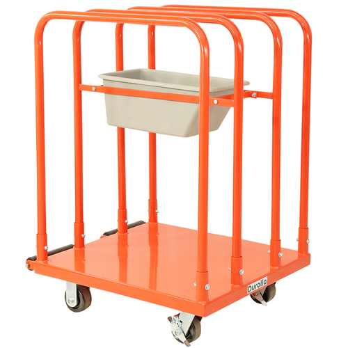 Panel Cart With Tool Bin - 810L x 685W x 1100H