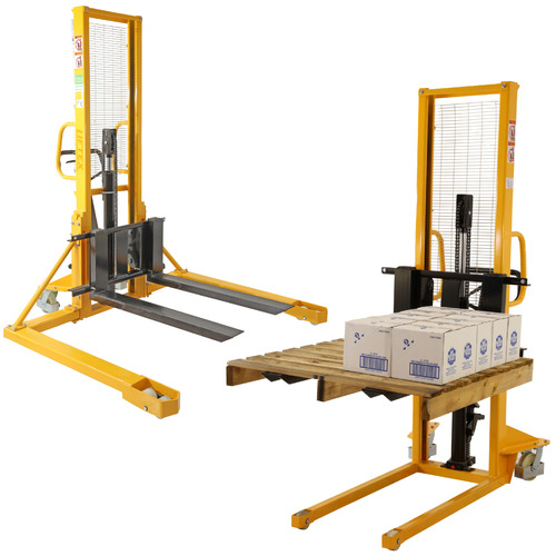 Heavy Duty Manual Fork Stackers