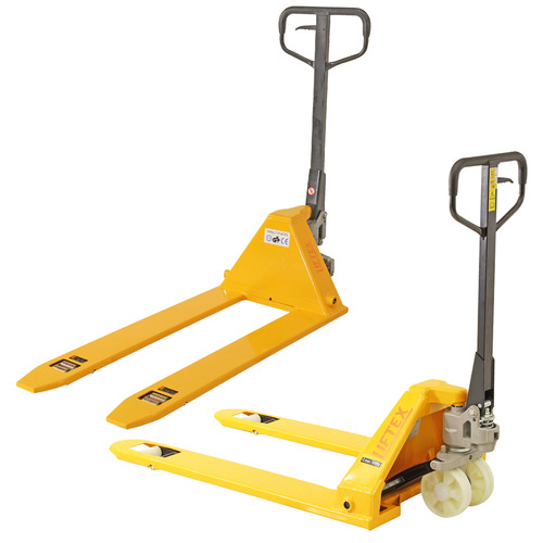 Super Low & Low Profile Pallet Trucks
