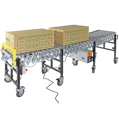 Flexible Electric Roller Conveyors