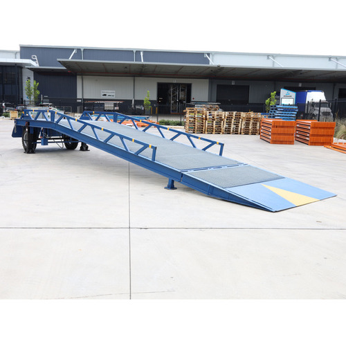 Truck / Container Yard Ramp